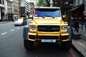 مخالفة جديدة لصاحب أسطول السيارات الذهبية السعودي