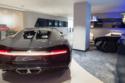 صور بوغاتي تفتتح صالة عرض مذهلة لسيارتها شيرون في بريطانيا