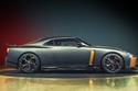 بالصور.. نيسان تطلق نسخة خارقة من سيارة  GT-R50