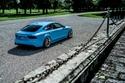 اودي A7 تتألق باللون الأزرق الفاتح وطقم جنوط مميزة 1