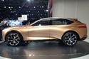 سيارة لكزس الجديدة موديل LQ