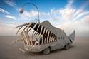 أغرب تصميمات سيارات قد تشاهدها في حياتك