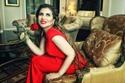 يخت الإعلامية الكويتية حليمة بولند