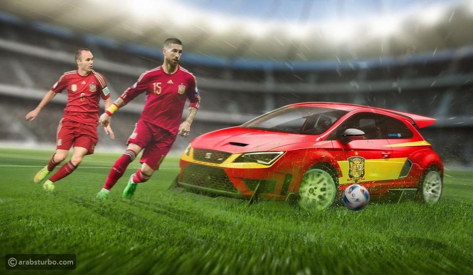 شاهد صور سيارات منتخبات يورو 2016 .. سيارة منتخب روسيا ستدهشكم!