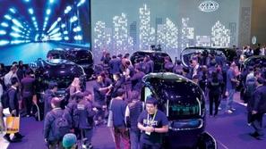 خطة صينية لتحويل شنغهاي لأكبر مدينة للسيارات ذاتية القيادة