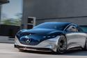 بالصور: EQS سيارة الأحلام على أرض الواقع في 2021