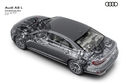 أودي S8 الجديدة ستتمتع بمحرك مزدوج التيربو من بورش 1