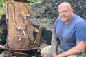 البريطاني برايشو كان يعتني بحديقة منزله على سبيل التسلية بسبب الحظر