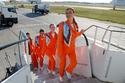 2 الزي الجديد لشركة الطيران الأوكرانية