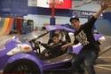 المطرب الشهير جاستن بيبر (Justin Bieber) و طراز Go Kart
