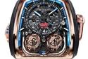 تعاون بوغاتي مع شركة ساعات أمريكية شهيرة لصنع ساعات فارهة