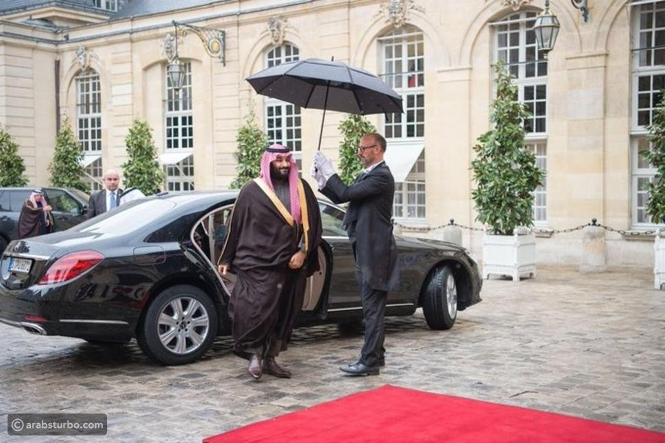 سيارات يفضلها الأمير محمد بن سلمان