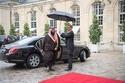 سيارة الـ S Class ظهر بها الأمير محمد بن سلمان في الكثير من المناسبات
