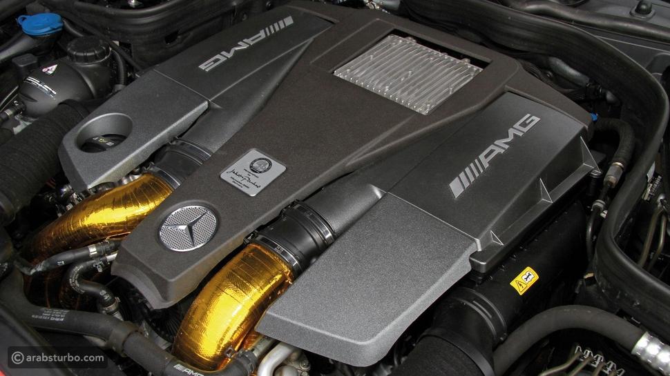 صور مرسيدس AMG E63 S معدلة بقوة أكبر من بوغاتي فيرون