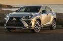 لكزس NX فازت بجائزة السلامة الأعلى بلس في فئة السيارات الـSUV المتوسطة
