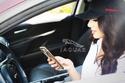 لينا قيشاوي تحصل على سيارة جاكوار بمناسبة عيد ميلادها