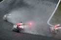 2- سيارتا بورش 919 هايبرد تنهيان السباق في المركزين الثالث والرابع