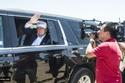 صور سيارات الرئيس الأمريكي دونالد ترامب