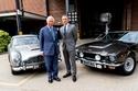 أفلام العميل البريطاني الشهير جيمس بوند وطرازات شركة صناعة السيارات