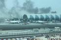 طيران الإمارات يؤكد وقوع حادث في  مطار دبي لطائرة اماراتية