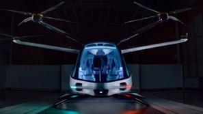بالصور.. أول سيارة طائرة تعمل بالهيدروجين