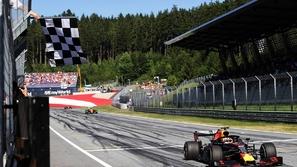 فورمولا 1: توقيت التجارب الحرة الثانية لسباق النمسا