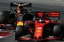 التجارب الحرة الثانية لسباق النمسا