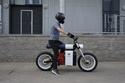 بقوة 20 حصان فقط: دراجة روسية صديقة للبيئة