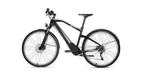 صور دراجة هوائية-كهربائية من بي إم دبليو تقطع مسافة 100 كلم