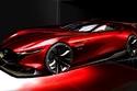طراز فيجن RX GT3 كونسبت