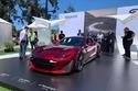 رسمياً أمام الحضور خلال فعاليات معرض بيبل بيتش الدولي للسيارات