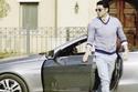 سيارة أحمد عز 1