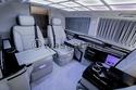 مرسيدس فيتو VIP للبيع في دبي بسعر خيالي! يحتوي على حمام وغرفة جلوس!