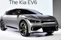 كيا EV6 الكهربائية في أول ظهور لها على أرض الواقع