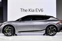 كيا EV6 بنسخة GT الأعلى أداء