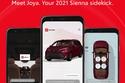 تويوتا تقدم تطبيق مساعد للسائق بتقنية الذكاء الاصطناعي