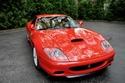 فيراري 575M موديل 2002 تحفة فنية إيطالية لا تكبر مع الزمن