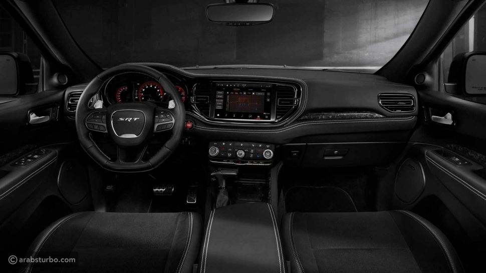 دورانجو SRT هيلكات 2021 أقوى SUV في العالم