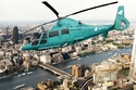 بالصور والفيديو.. مطعم داخل هليكوبتر لأول مرة في العالم