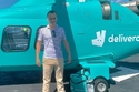 """أطلقت شركة """"ديليفيرو""""  مع أسطول طائرات """"تشارتر إيه""""مطعم""""روكوبتر وان"""""""