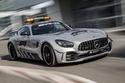 مرسيدس AMG تكشف عن أسرع سيارة أمان لسباقات الفورمولا1 في التاريخ
