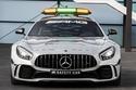 مرسيدس AMG تكشف عن أسرع سيارة أمان لسباقات الفورمولا1 في التاريخ 1