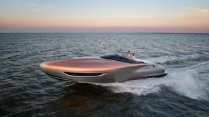 بالصور.. لكزس تطلق قارب فاخر فائق السرعة