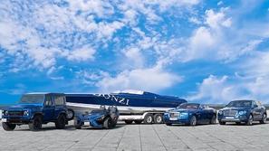 سيارات وطائرات وقوارب: شاهدوا أسطول مركبات يعقوب بوشهري
