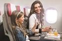 سبب اهتمام شركات الطيران بتقديم وجبات أفضل للأطفال