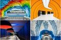 صور رائعة لأجمل محطات المترو في العالم