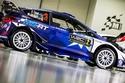 فورد فييستا WRC 2017 ترتدي حلة M-Sport للسباقات