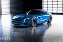 هل يمكن لهذه المرسيدس AMG GT أن تصبح أجمل؟ جنوط رهيبة ولون مذهل