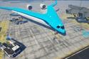 لأول مرة.. طائرة تحمل الركاب في الجناحين