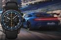 الساعة مستوحاة من طراز GT3 911 الذي يقدم أداءات رائعة على الحلبة